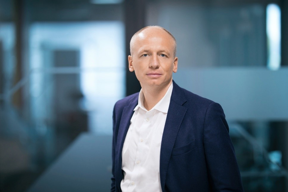 Andrejus Trofimovas, CEO of Aventus Group